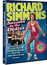 Richard Simmons - Sweatin\' to the Oldies