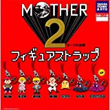 マザー2 MOTHER2フィギュアストラップ フルコンプ 7種 ネス全7種 1 ネス 2 ポーラ 3 ジェフ 4 プー 5 どせ
