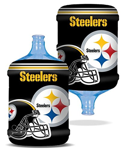 Pittsburgh Steelers 'Bottle Skinz' Water Cooler Cover by NFL.com