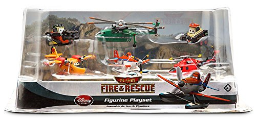 Disney Planes Fire & Rescue Figurine Playset