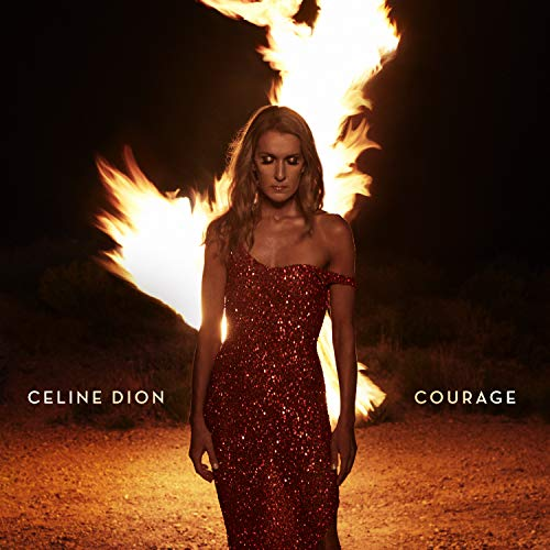 CD : CELINE DION - Courage