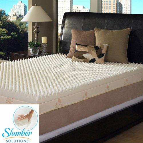 Buy Slumber Solutions Highloft Supreme 4 Inch Memory Foam Mattress