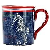 Pier 45 Seahorse Mug