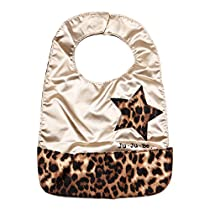 Ju-Ju-Be Legacy Collection Be Neat Reversible Bib, The Queen of the Jungle