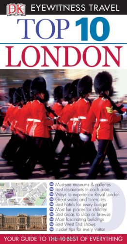 Top 10 London (Eyewitness Top 10 Travel Guides) (Top Ten London compare prices)