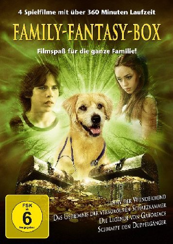 Family-Fantasy-Box *4 Filme auf 2 DVDs!*