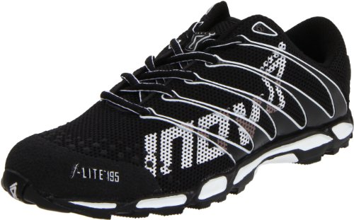 Inov-8 Men'S F-Lite 195 Lightweight Racing Shoe,Black/White,12 Men'S/13.5 Women'S M Us