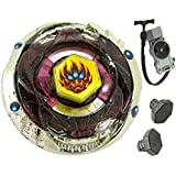 Rapidity Beyblade Single Metal Fusion Top Metal Master Fight Bb118 Phantom Orion B:D Launcher Tips