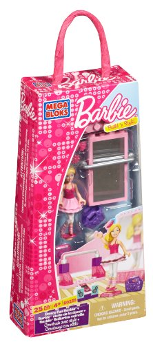 Mega Bloks 80235 - Dance Fun Barbie
