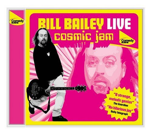 Bill Bailey - Cosmic Jam Cd