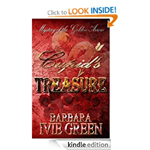 Cupid's Treasure - Mystery of the Golden Arrow (Paranormally Yours)