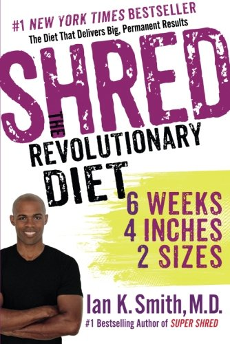 Shred: The Revolutionary Diet: 6 Weeks 4 Inches 2 Sizes (Diet Recipe Books Dr Ian compare prices)