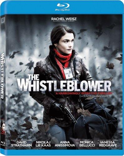 Cover art for  The Whistleblower [Blu-ray]