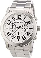 Michael Kors MK8290 Men's Chronograph Mercer Stainless Steel Bracelet Watch