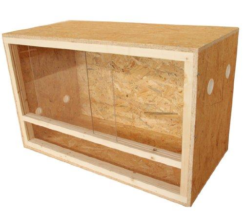 Dehner-Reptilien-und-Amphibien-Zubehr-Terrarium-Classic-ca-80-x-40-x-50-cm-Holz