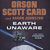 Earth Unaware | Orson Scott Card, Aaron Johnston