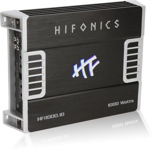 HIFONICS HFI1000.1D 1000 W Car Mono Class D Amplifier/Amp HFI10001D (Hifonics D Class Amp compare prices)