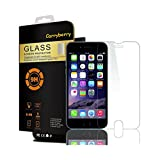 iPhone 7 Plus Screen Protector, Iphone 7 Plus Screen Protector, Carryberry 7 Plus Tempered Glass Screen Protector for iPhone 7 Plus,1xPack