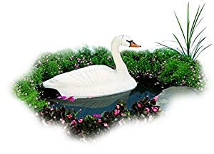 Flambeau 5889LO Floating Swan, 1-Pack
