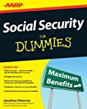img - for By Jonathan Peterson Social Security for Dummies (Lrg) [Hardcover] book / textbook / text book