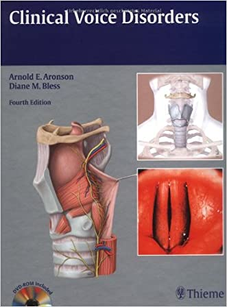 Clinical Voice Disorders written by Arnold E. Aronson