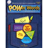 POWer Words: 500 Words You Need to Know for Standardized Tests, Grades 7-8