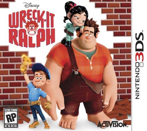Wreck-It Ralph - Nintendo 3DS - 1