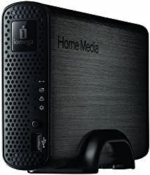 Iomega 2 TB Home Media Network Hard Drive Cloud Edition 34766