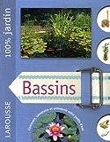 echange, troc Alan Bridgewater, Gill Bridgewater - Bassins : Le guide indispensable pour concevoir, construire et entretenir bassins, jardins d'eau et fontaines