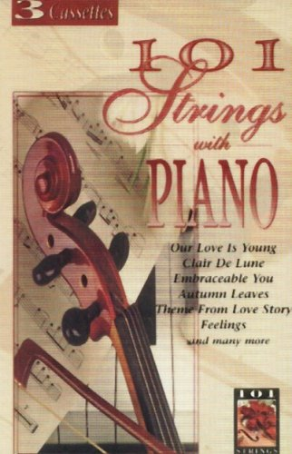101 Strings Orchestra - 101 Strings With Piano 3_3 - Zortam Music