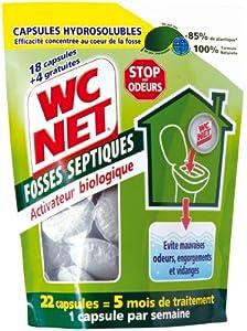 wc net fosses septiques 5 mois hygi ne et soins du corps. Black Bedroom Furniture Sets. Home Design Ideas
