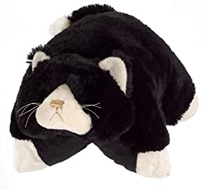 """My Pillow Pets Ms. Cat 18"""" Large (Black) by My Pillow Pets"""