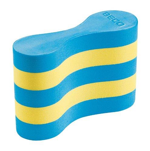 Schwimmhilfe Pull Buoy Pro - blau/gelb