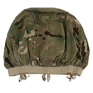 Couverture Couvre Casque Tactique Airsoft Camouflage Pour M88