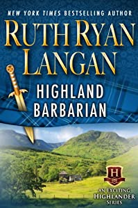 (FREE on 2/9) Highland Barbarian by Ruth Ryan Langan - http://eBooksHabit.com