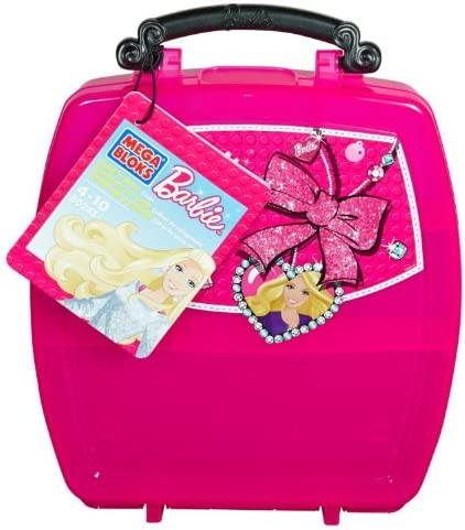 Mega Bloks Barbie Storage Case