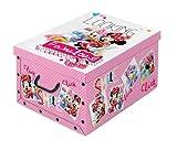 Childrens Disney - Minnie Mouse Storage And Toy Box 40x50x25cm