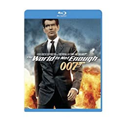World is Not Enough (50th Anniversary Repackage) [Blu-ray]