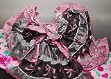 越前屋独占オリジナル!お子様フワフワボリューミー兵児帯 黒/ブラック 子供ボーダーリボン絞り 浴衣帯