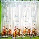 Disney voile net curtains WINNIE THE POOH-width 150cm/59