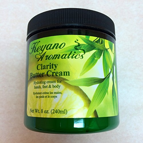 Keyano Aromatics Clarity Butter Cream 8 Oz