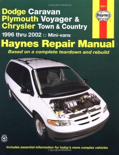 dodge-caravan-plymouth-voyager-and-chrysler-town-and-country-automotive-repair-manual-1996-to-2002-h