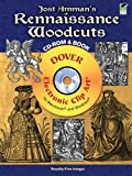 Jost Amman's Renaissance Woodcuts CD-ROM and Book (Dover Electronic Clip Art) by Jost Amman (2011-03-17)