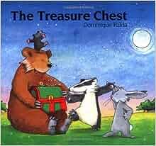 The Treasure Chest: Dominique Falda: 9780735816961: Amazon.com: Books