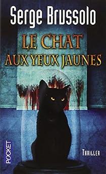 Agence 13, tome 3 : Le chat aux yeux jaunes par Brussolo