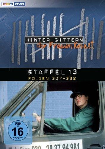Hinter Gittern - Staffel 13 6 DVDs