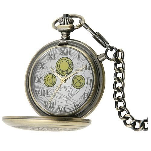 Doctor Who - The Master's Fob Watch (Pocket Watch)