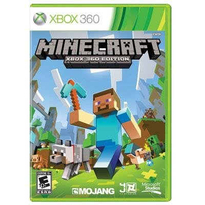 Microsoft Minecraft Xbox 360 G2w-00002 by Microsoft Xbox