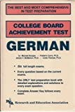 img - for German: College Board Achievement Test (CBAT Program) book / textbook / text book