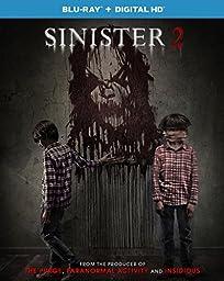 Sinister 2 (Blu-ray + DIGITAL HD)